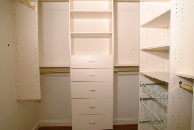 Walk In Closet Organization Systems Home Design Ideas