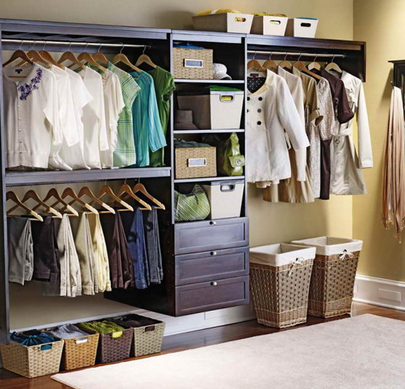 Walk in closet systems lowes home design ideas - Closets organizers lowes ...