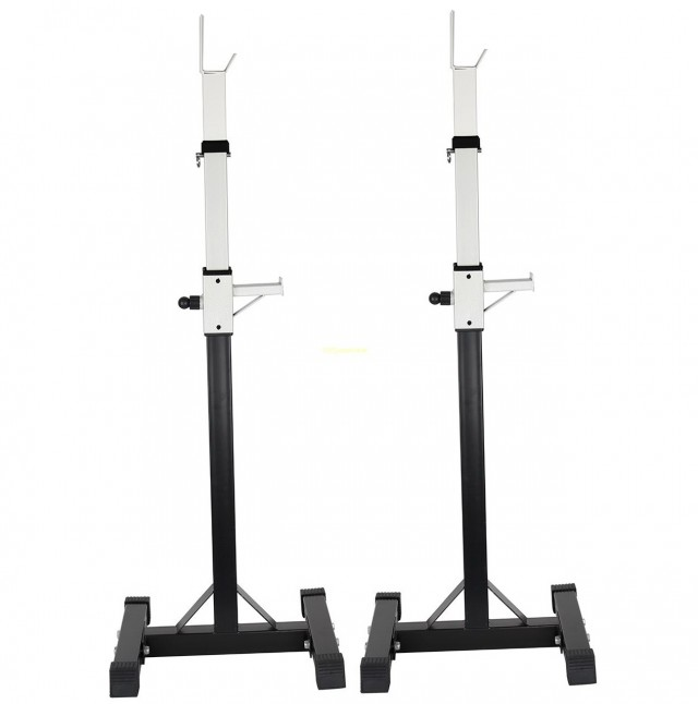 Weight Lifting Bench And Squat Rack