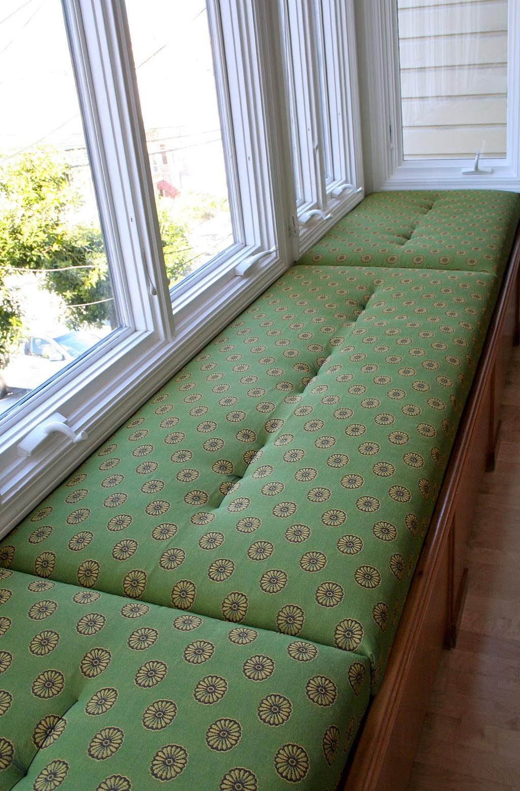 Window Bench Cushions Custom