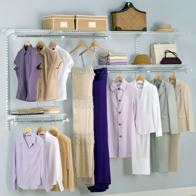 Wire Closet Shelving Systems
