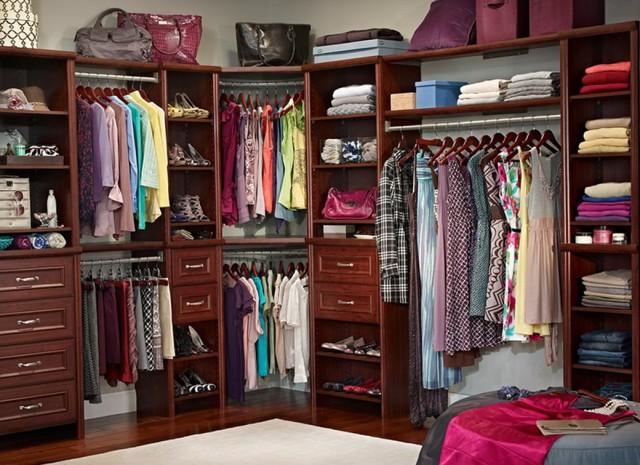 Wood Closet Organizers Home Depot