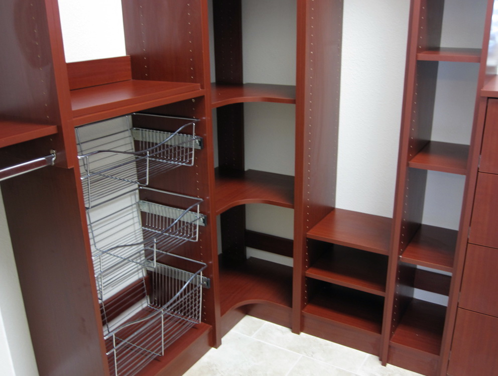Wood Closet Organizers Lowes