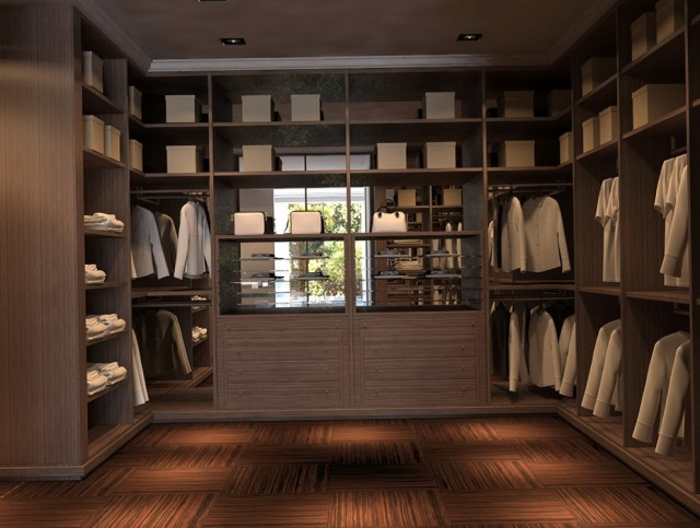 Wood Closet Organizers Plans