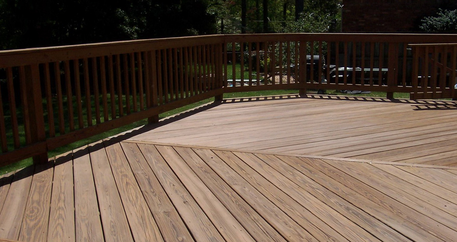 Wood Deck Coating Reviews