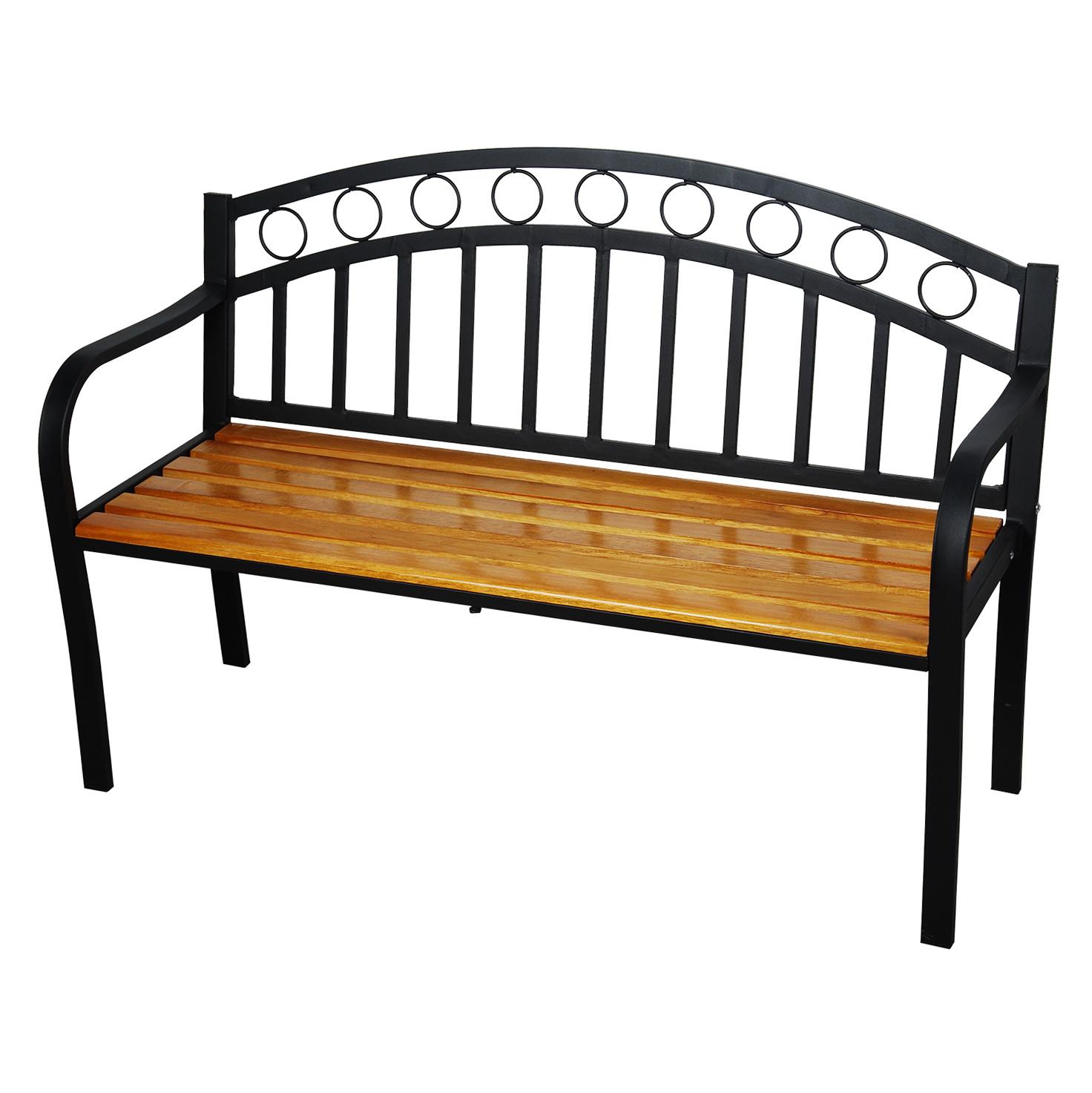 Wooden Garden Benches Ebay
