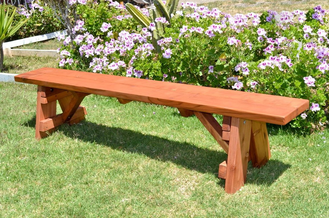Wooden Patio Bench ~ Wooden garden benches for sale home design ideas