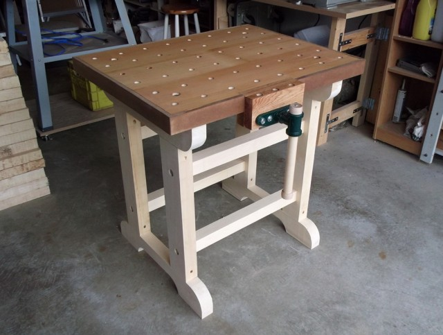 Woodworking Bench Ideas