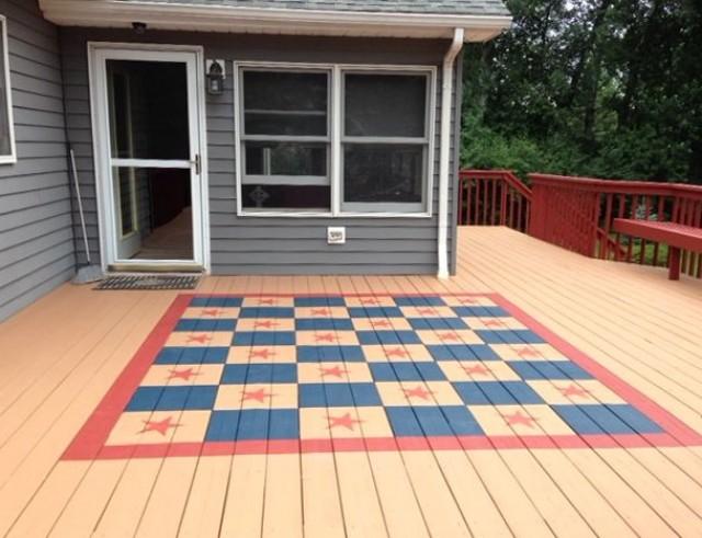 Behr Solid Deck Stain