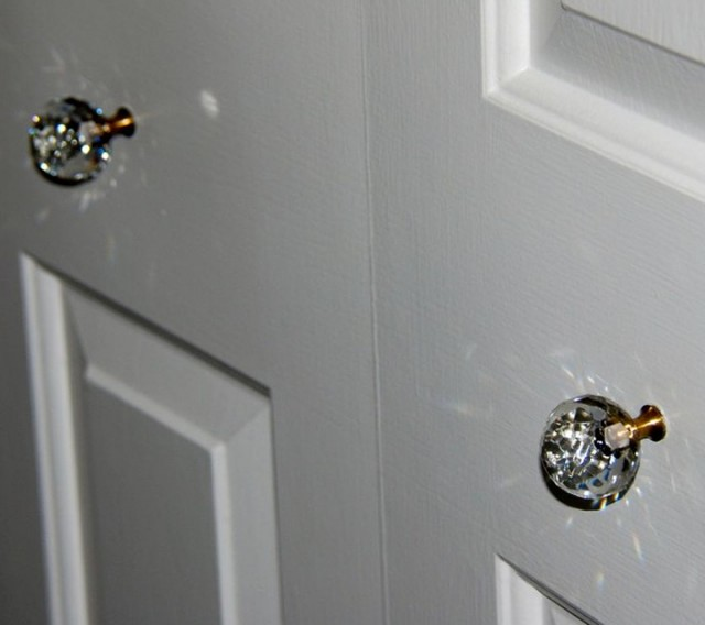 Bifold Closet Door Knobs