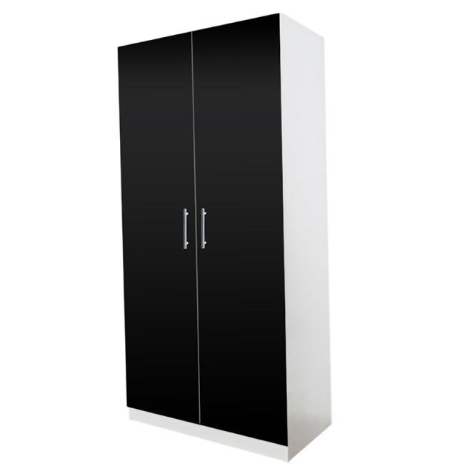 Black Wardrobe Closet Cheap