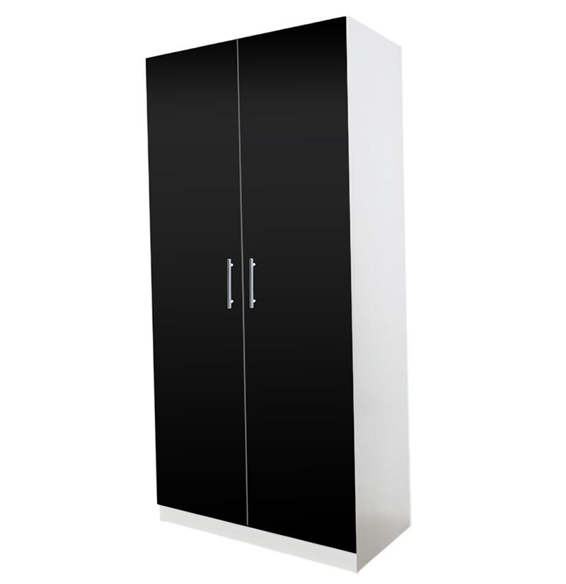 Black Wardrobe Closet Cheap Home Design Ideas
