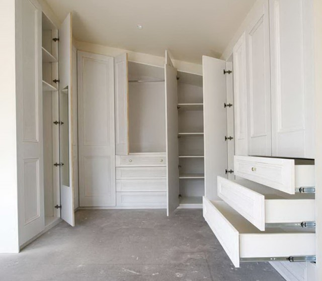 Built In Closets Diy
