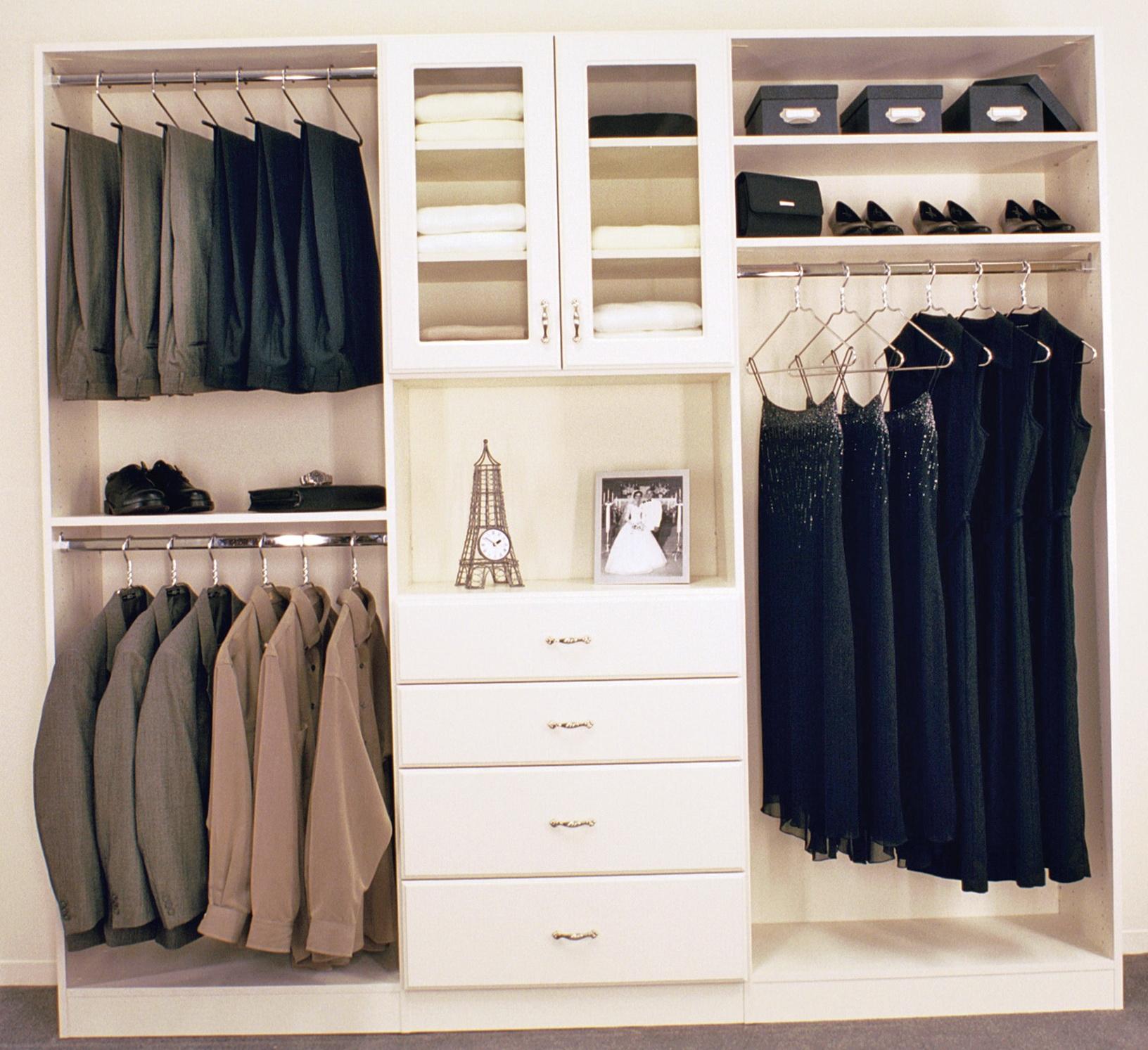 Built In Closets Ideas