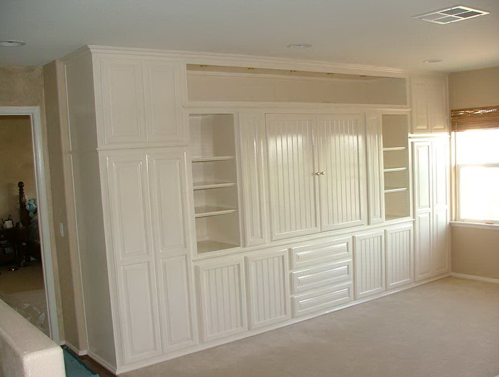 Built In Closets Nyc