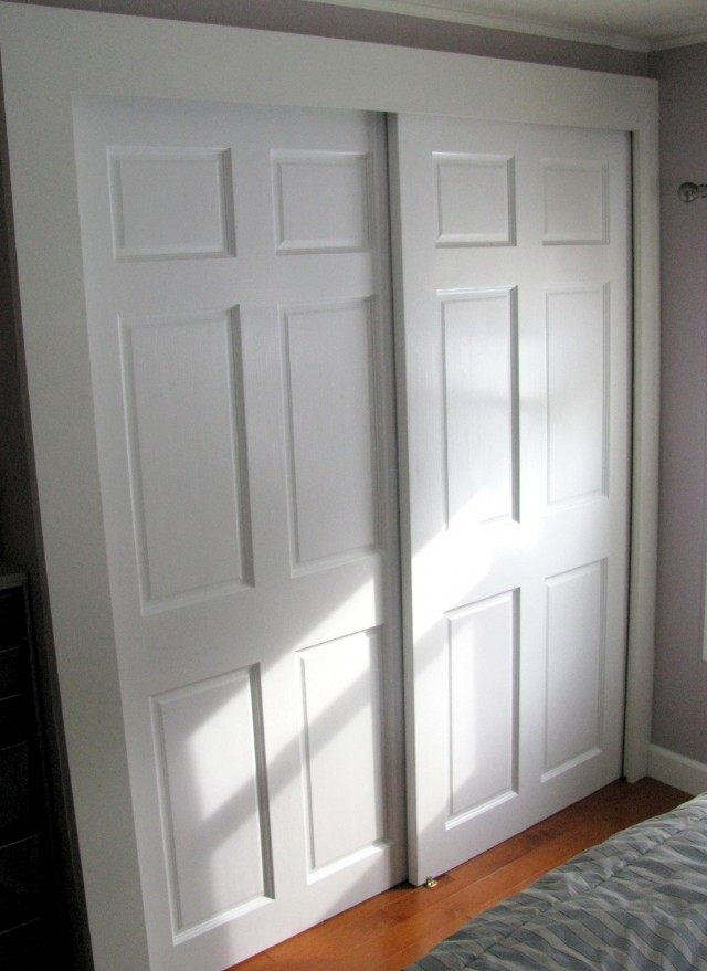Bypass Closet Doors For Bedrooms