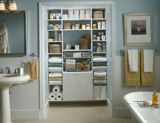 Closet Storage Solutions Pinterest