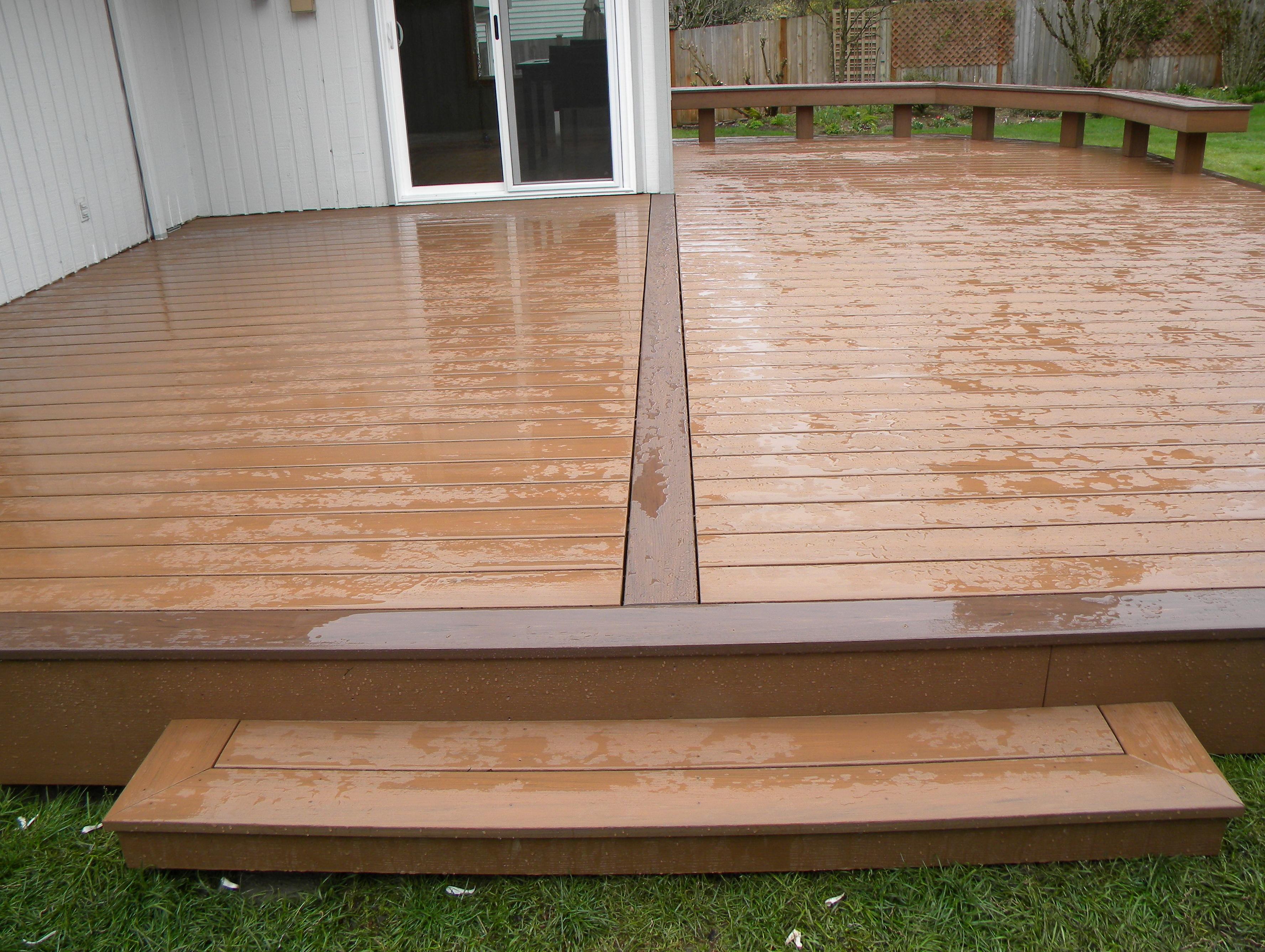 Composite Decking Vs Wood Strength Home Design Ideas