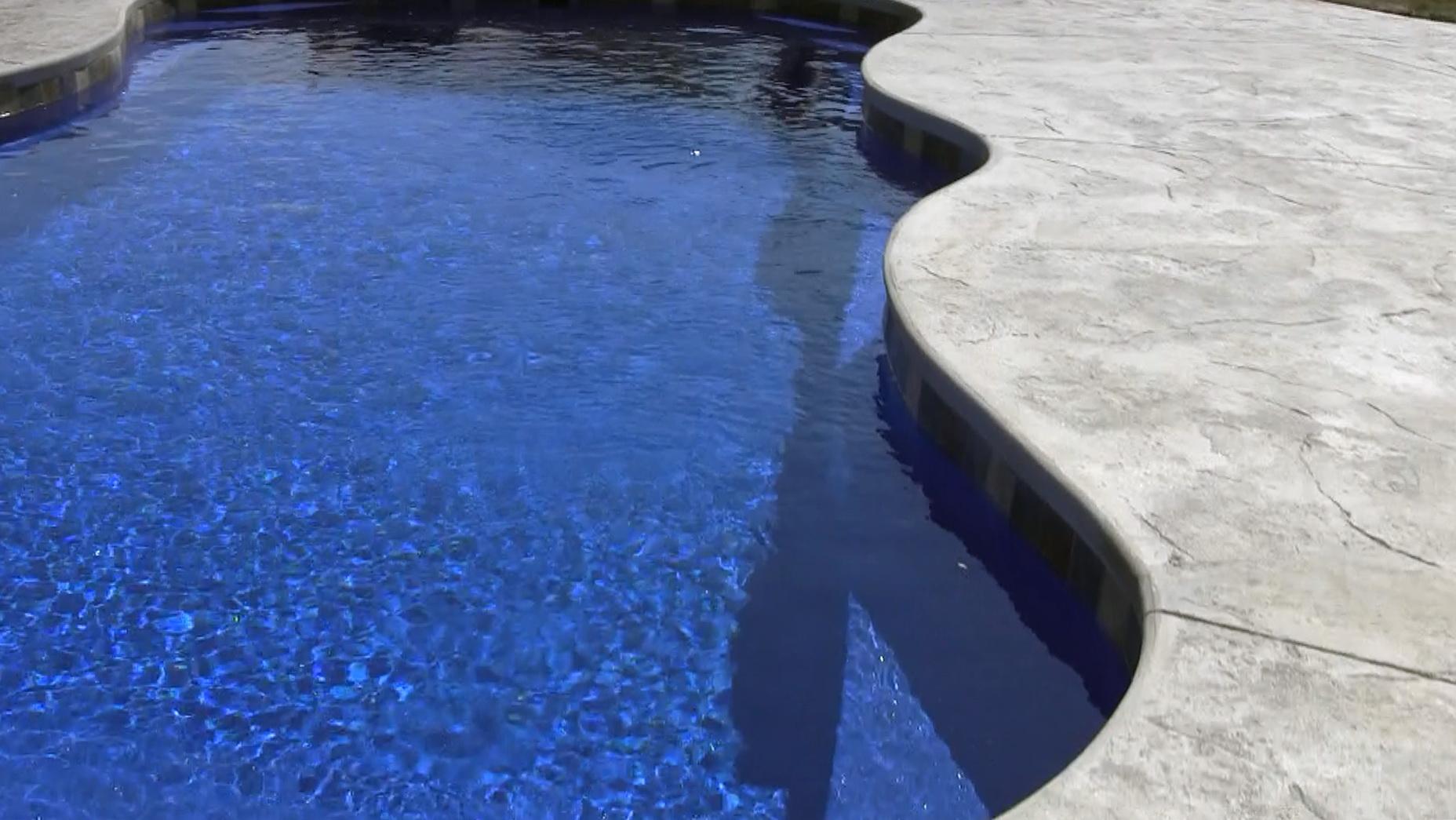 Concrete Pool Deck Paint Colors