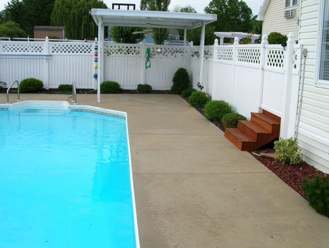 Concrete Pool Deck Paint Home Depot