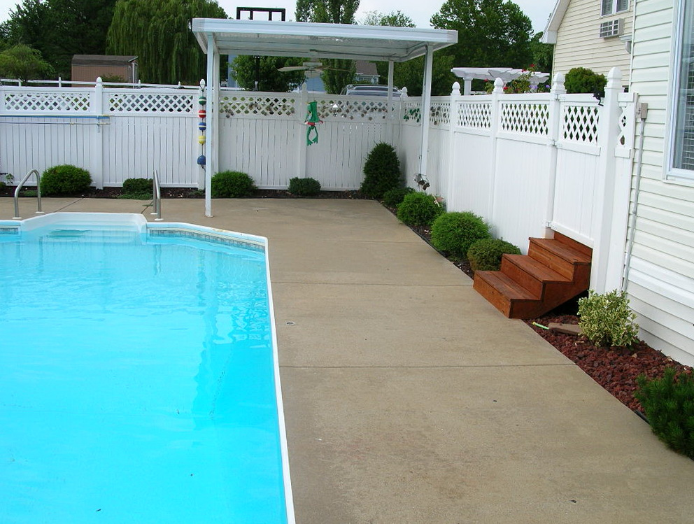 Concrete pool deck paint home depot home design ideas for Deck paint colors home depot