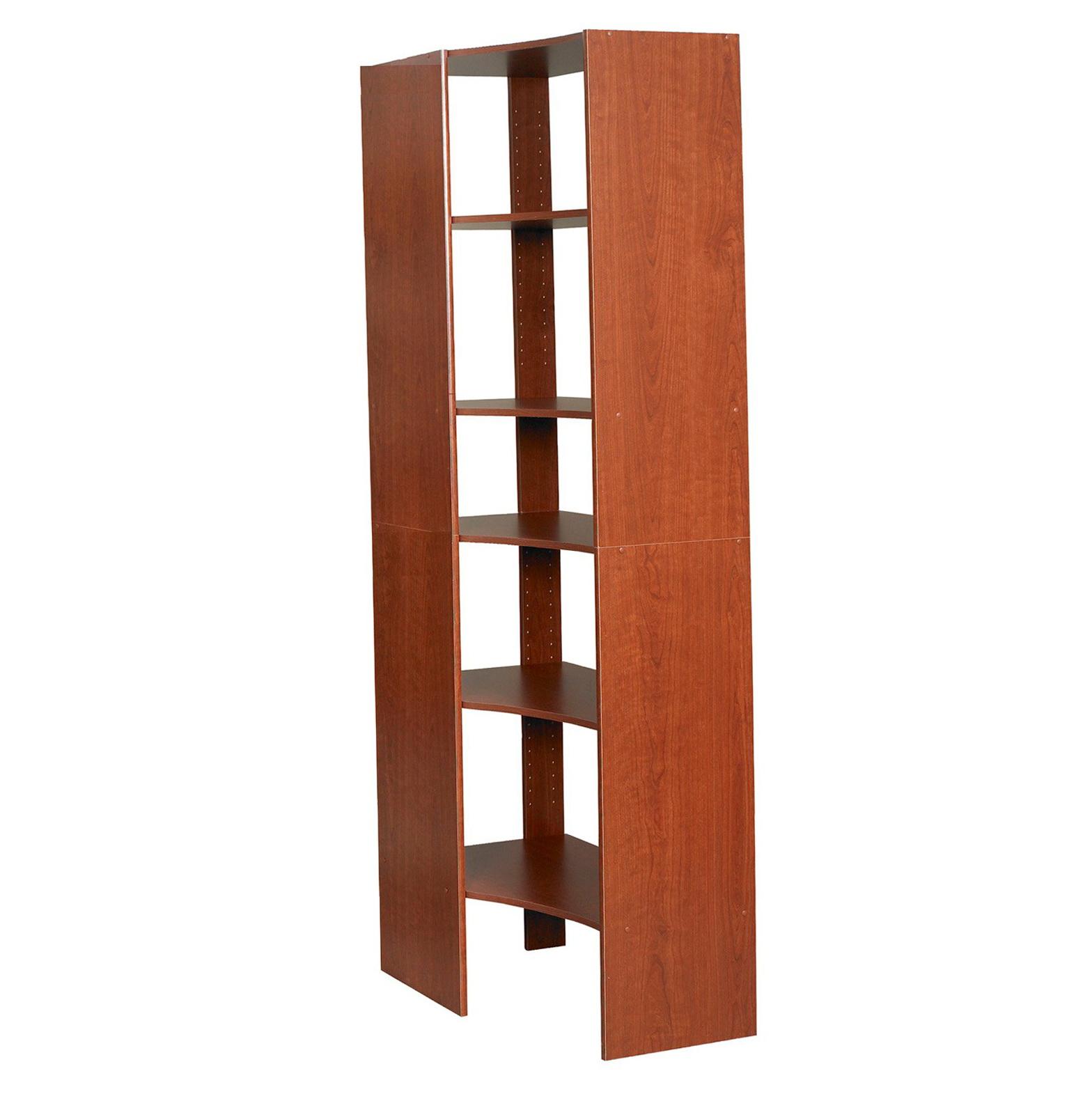Corner Shelf Closet Organizer