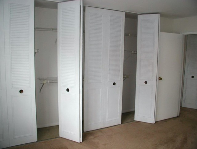 Creative Closet Doors Ideas