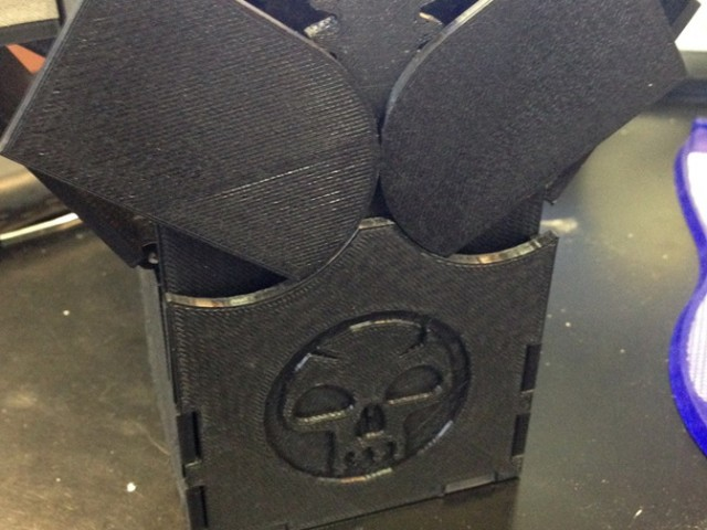 Custom Deck Box Mtg
