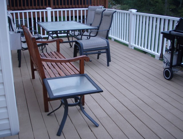 Deck And Concrete Restore At Lowes