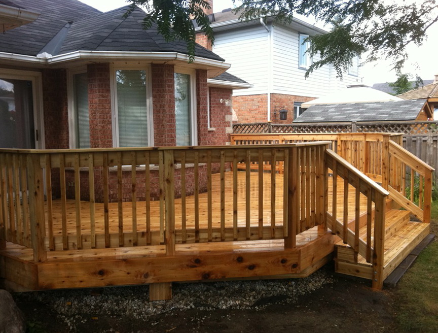Deck Baluster Spacing Code Canada Home Design Ideas