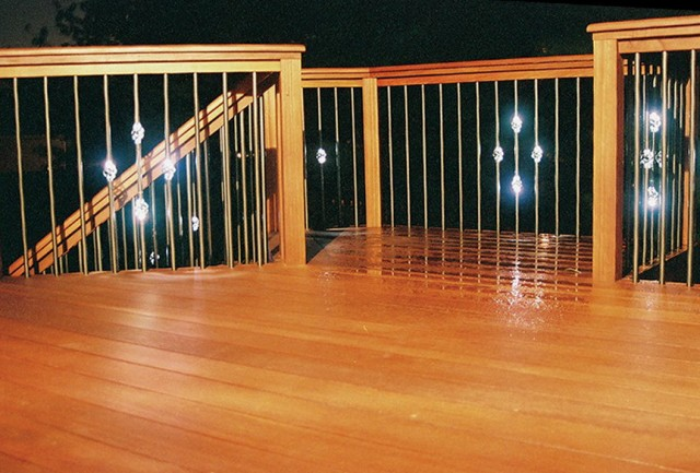 Deck Baluster Spacing Ontario