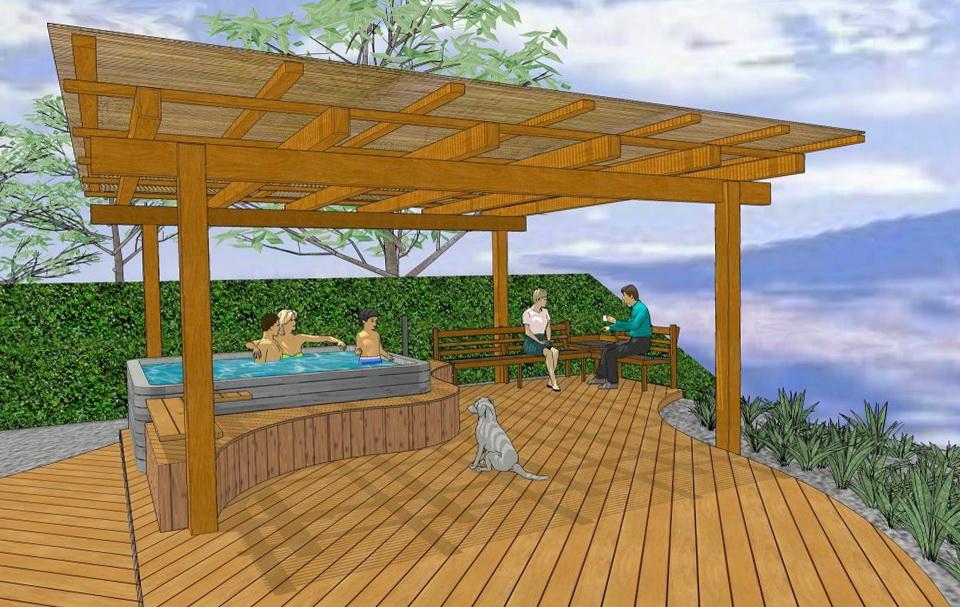 Deck designer software free home design ideas for Free deck designer online