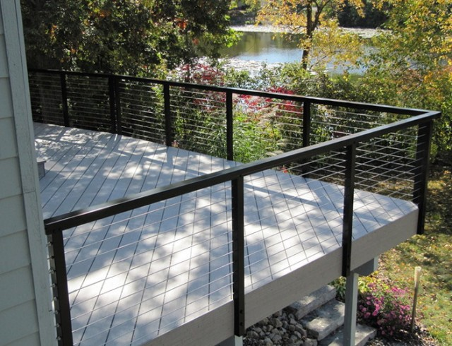 Deck Railing Kits Lowes