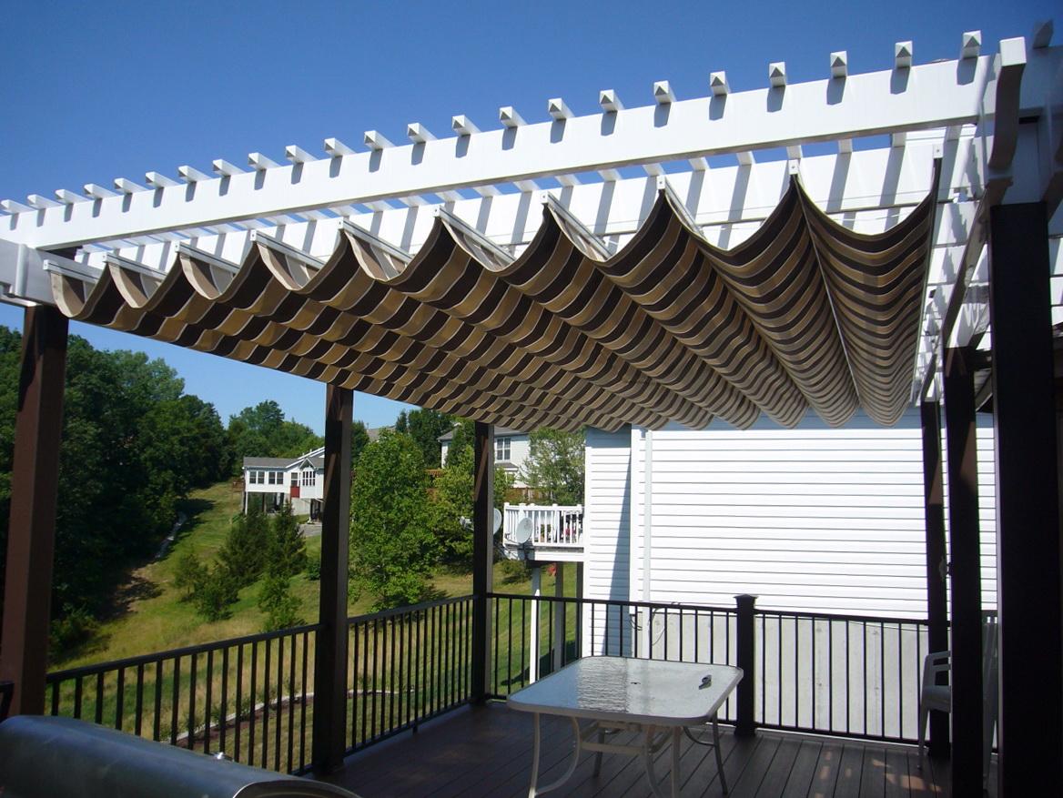Deck Roof Design Ideas