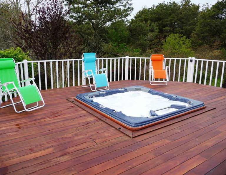 Decks With Hot Tubs Pictures Home Design Ideas