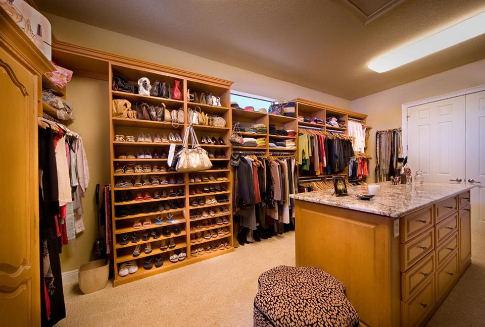 Design A Closet System Online