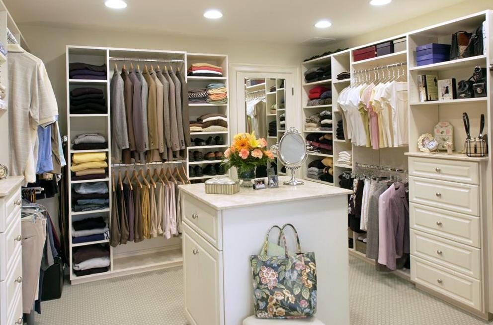 Design A Walk In Closet