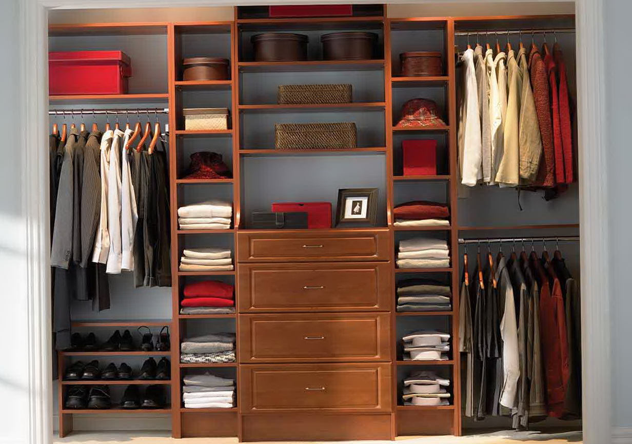 Design your own closet organization systems home design for Design your own closet