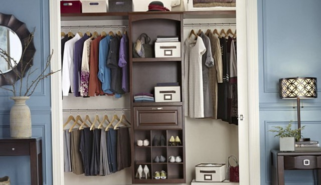 Design Your Own Closet Organizers