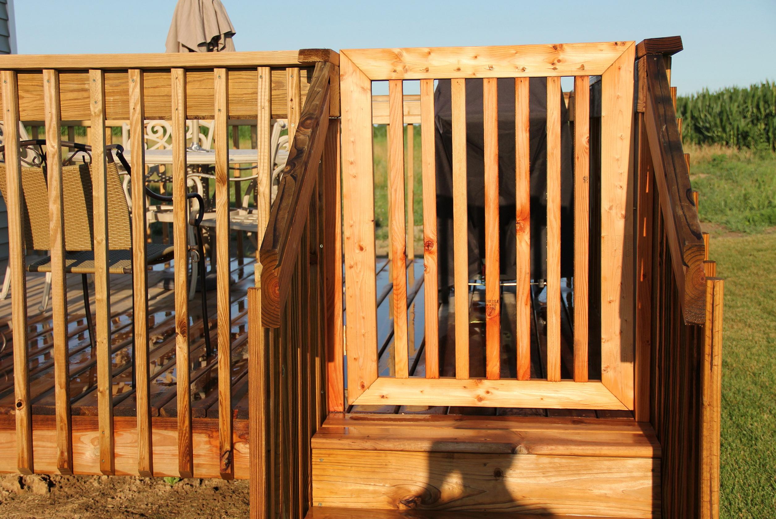 Diy Deck Building Instructions