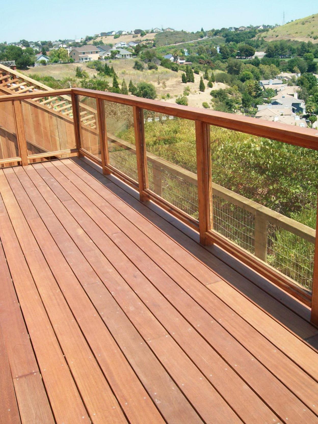 Deck Construction Tips : Diy deck building tips home design ideas