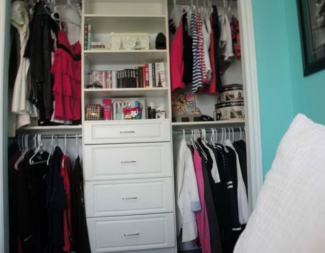 Diy Small Closet Organization