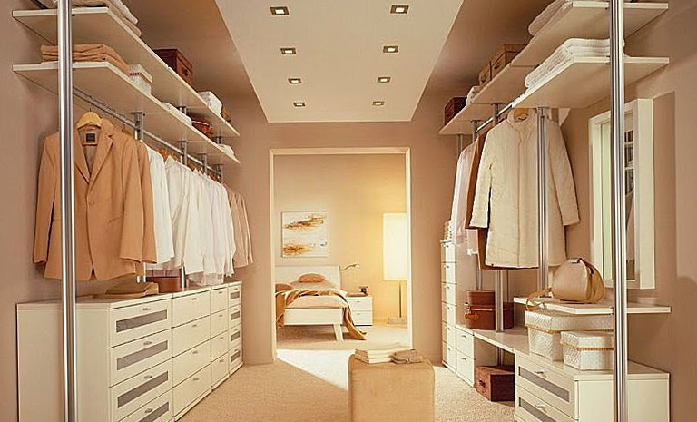 Diy Walk In Closet Designs Home Design Ideas