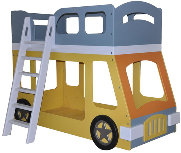 Double Deck Bed For Kids