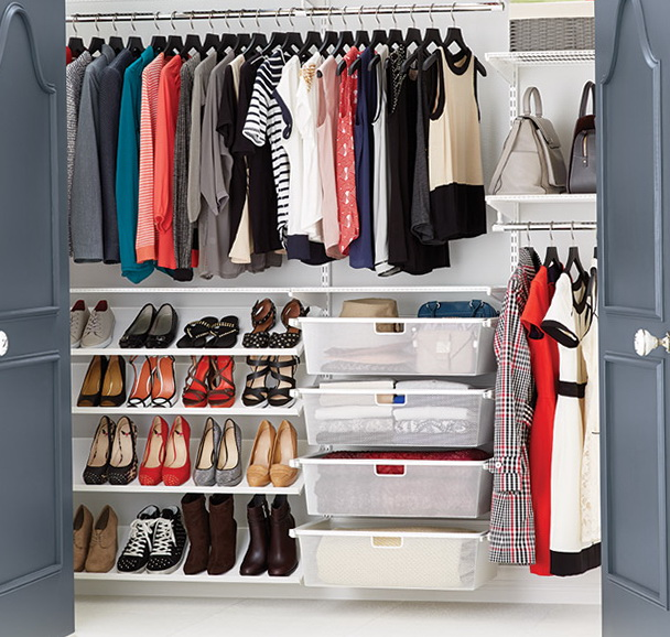 Elfa Closet System Sale