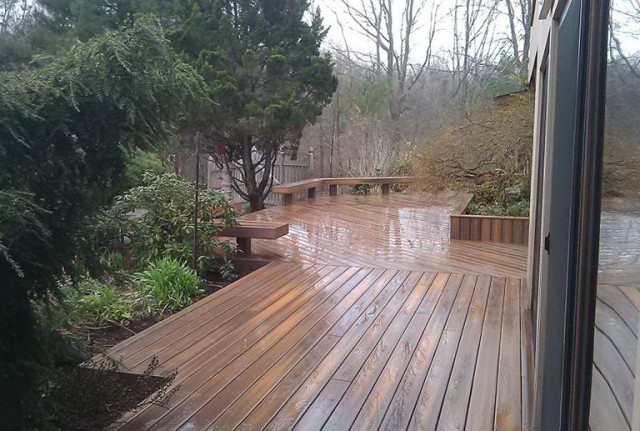 Fiberon horizon decking cost home design ideas for Fiberon ipe decking prices