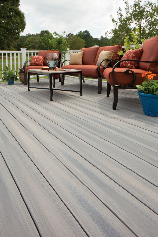 Fiberon Horizon Decking Colors