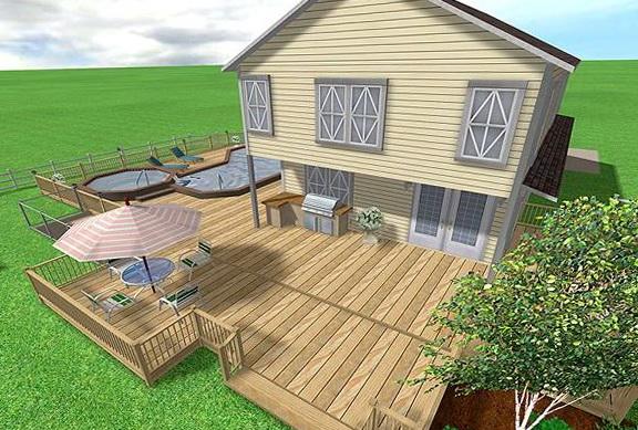 Free Deck Design Software Home Design Ideas