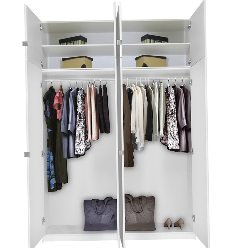 Free Standing Closets With Doors