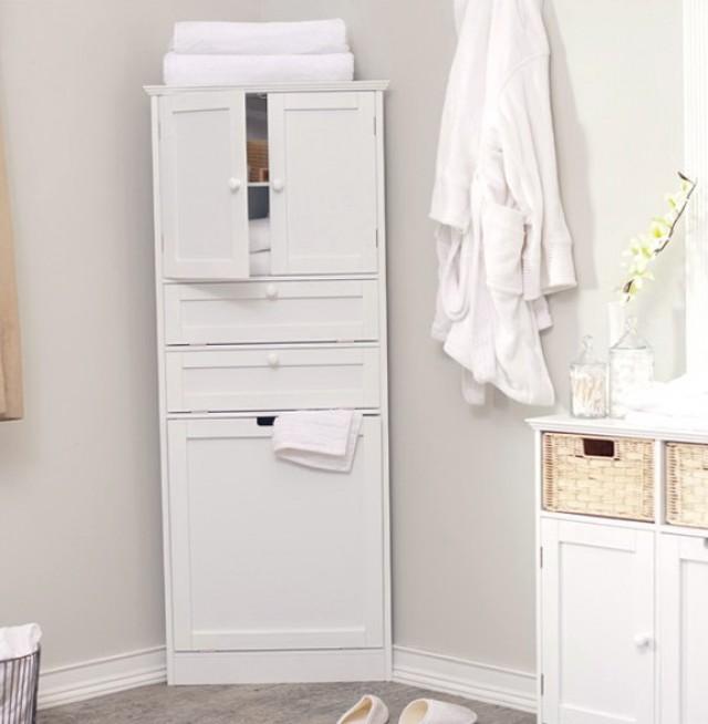 Free Standing Linen Closets